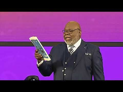 T D  Jakes 2018 - #The Principles of Provocation - Sunday Feb 19