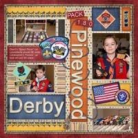 132 Best Scrapbooking Scouts Amp Patriotic Images On
