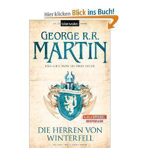 """George R. R. Martin - Die Herren von Winterfell (Teil 1 der Reihe """"Das Lied von Eis und Feuer)"""