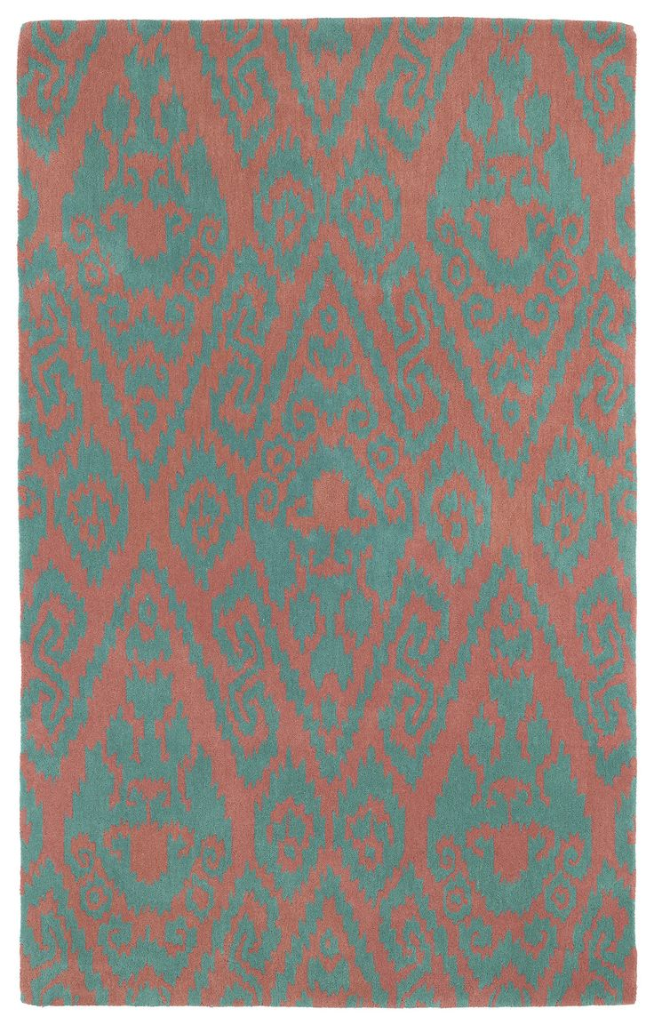 Rodeo Watermelon Area Rug