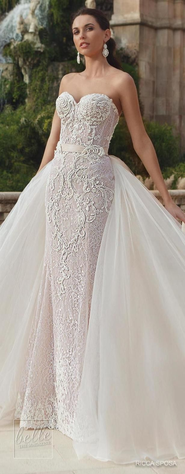 1429 best brautkleid images on Pinterest | Homecoming dresses straps ...