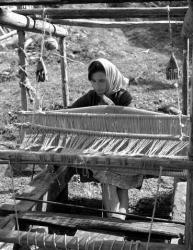 Αργαλειός στην Γκιούλμπερη 1972