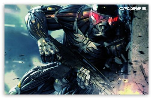 Crysis 2 Video Game wallpaper