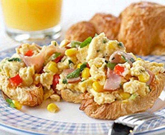 Tasty Scrambled Eggs | PHILADELPHIA #recipes