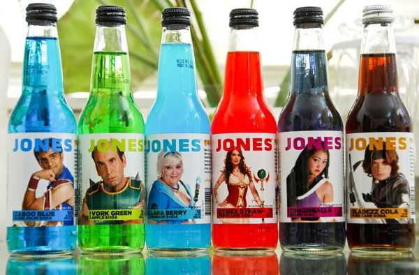 Jones Soda The Guild Limited Edition 6-Pack