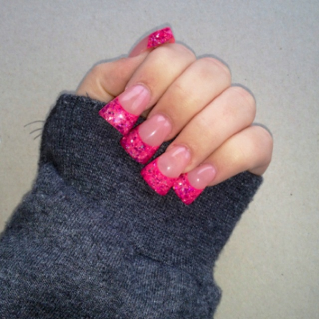 I don't like fan nails but these are cute