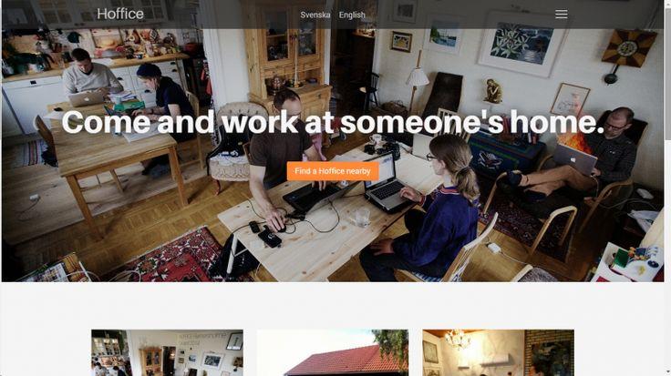 Oficinas compartidas, invita a profesionales a trabajar a tu casa con Hoffice.