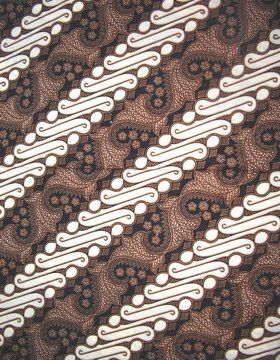 Parang Klitik-Indonesia batik pattern