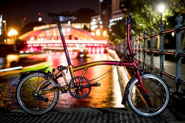 Lion City Special Edition In Brompton Junction Singapore Brompton Bikegangstore Bikegang Bromptonlife Bromptonmods Bikegangtw Bikegangsg Bromp Instagram