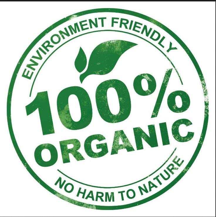 Organic label.