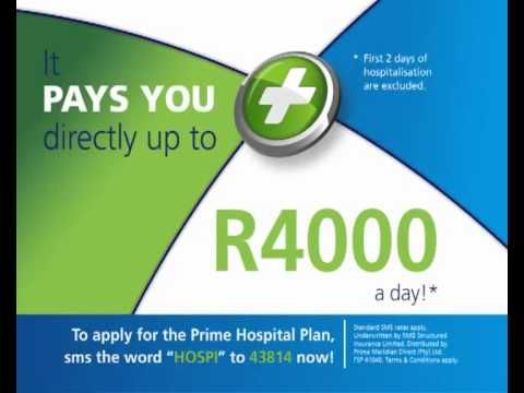 Prime Hospital Plan TV Advert _ 60 sec Rolling Title