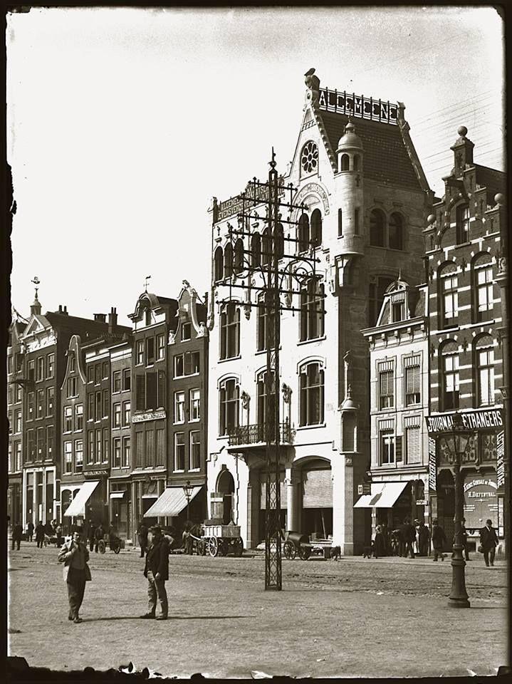 Damrak 1894