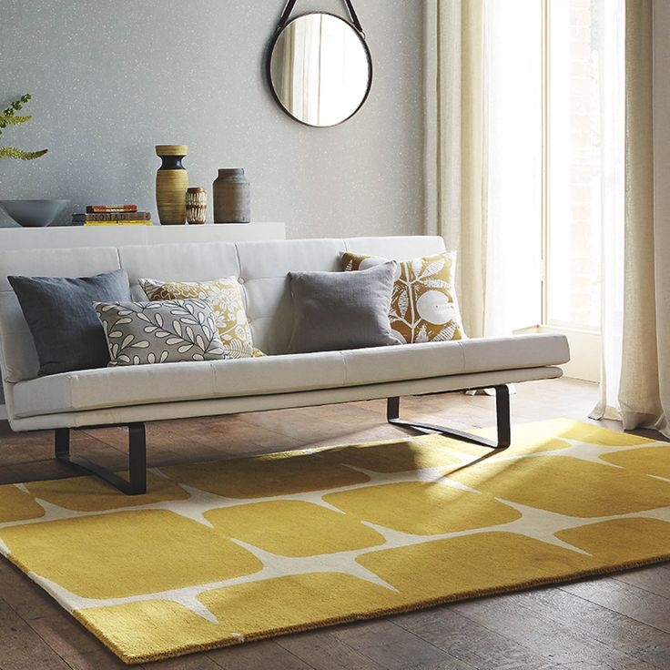 Scion Lohko Rugs 25806 Honey Buy Online From The Rug Seller Uk