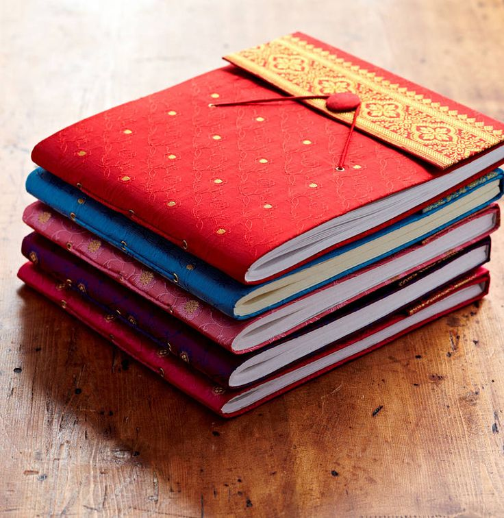 sari xl photo album by paper high | notonthehighstreet.com