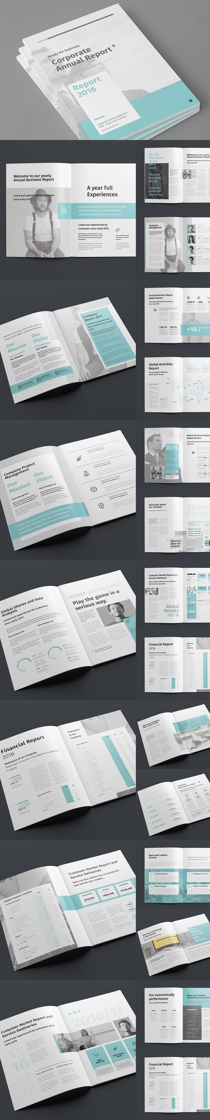 508 best Annual Report Designs images on Pinterest