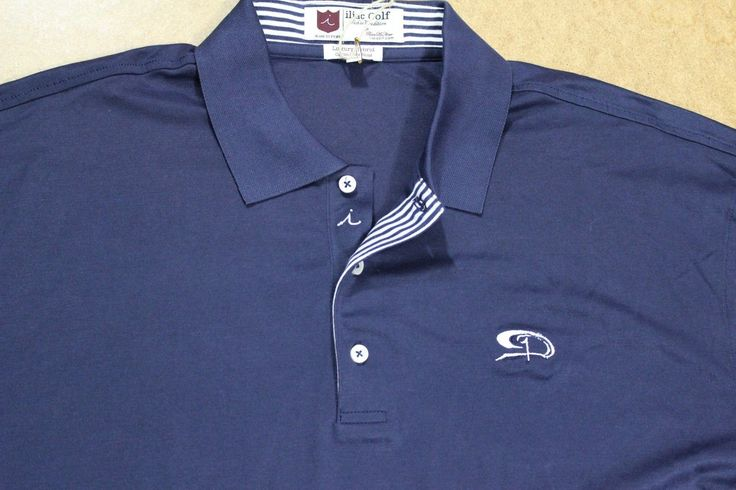 ILIAC GOLD MEN'S CABO SAN LUCAS POLO SHIRT...On sale in our store today! Shop at … http://stores.ebay.com/realcoutureoforangecounty/