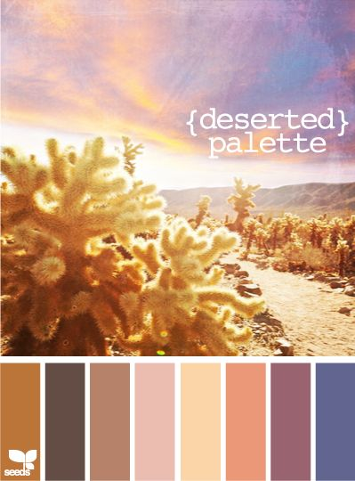 1000 images about desert color palette on pinterest for Southwest desert color palette