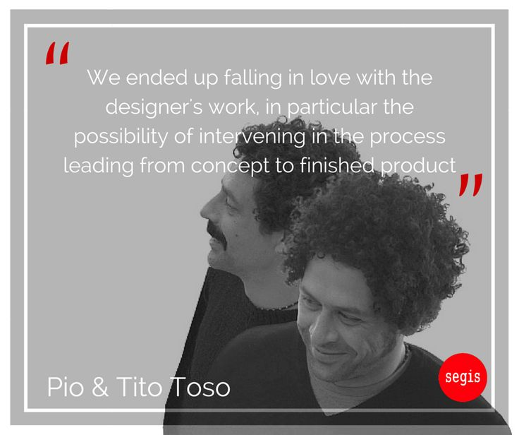In their youth, Pio and Tito Toso dreamed of working as architects in #Australia, leaving #Venice and giving a new creative direction to the business family that, for generations, has been linked to the art of glass (Antica Vetreria Fratelli Toso). Now the main purpose is always the same: techniques and processes of ancient origin interpreted in a contemporary way.