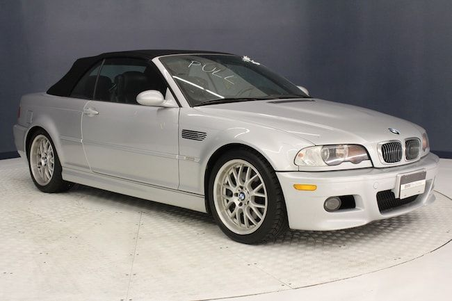 Used 2002 BMW M3 Convertible for sale in North Houston