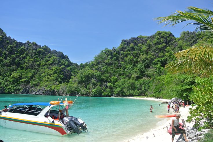 A Day Trip Experience to the Mergui Archipelago in Myanmar