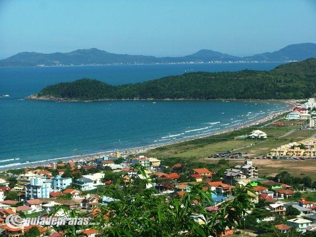 Praia de Palmas, Gov. Celso Ramos (SC)