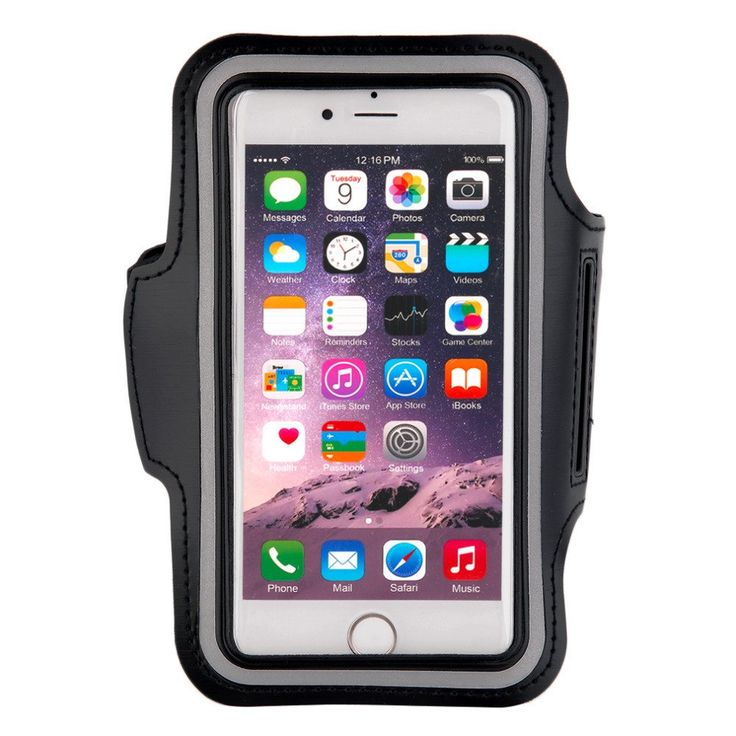 Armband Pouch Holder Case Running Bag for Cell Phone s3 s4 s5 s6 s6 Edge