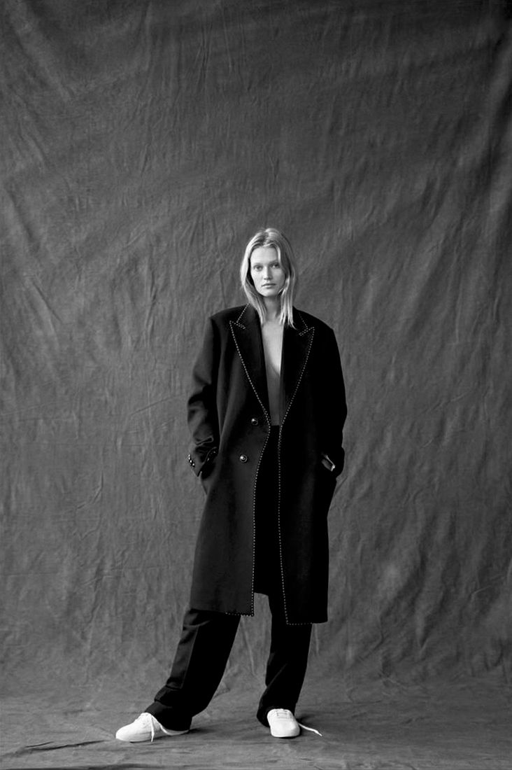 Publication: GQ Germany November 2016 Model: Toni Garrn Photographer: Matthew Brookes Fashion Editor: Manuela Hainz Hair: Claudio Belizario Make Up: Souhi Nails: Mar Y Sol