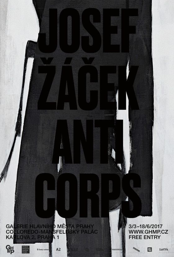 Josef Žáček: Anticorps   Studio Najbrt