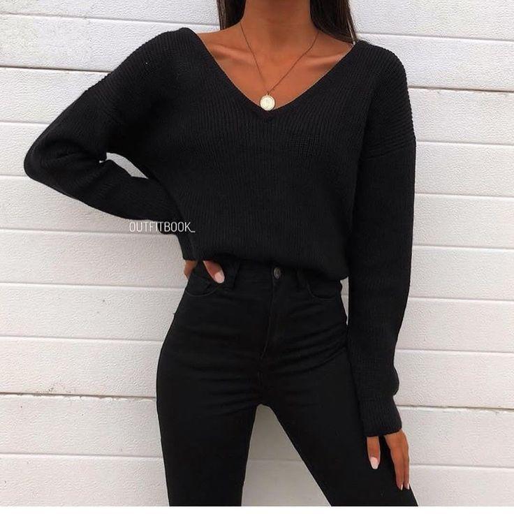 Des tenues intemporelles en noir et blanc