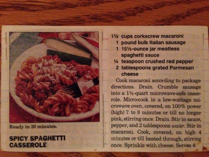 Twisty spaghetti from mama king