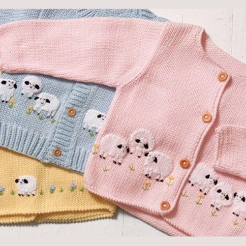 Sheep Sweater - dottiedoolittle.com