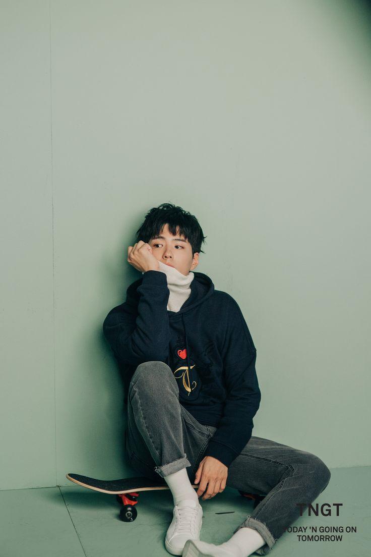 박보검 TNGT x 비욘드클로젯 비하인드 컷 171229 [ 출처 https://blog.naver.com/tngtman/221173721573 ]