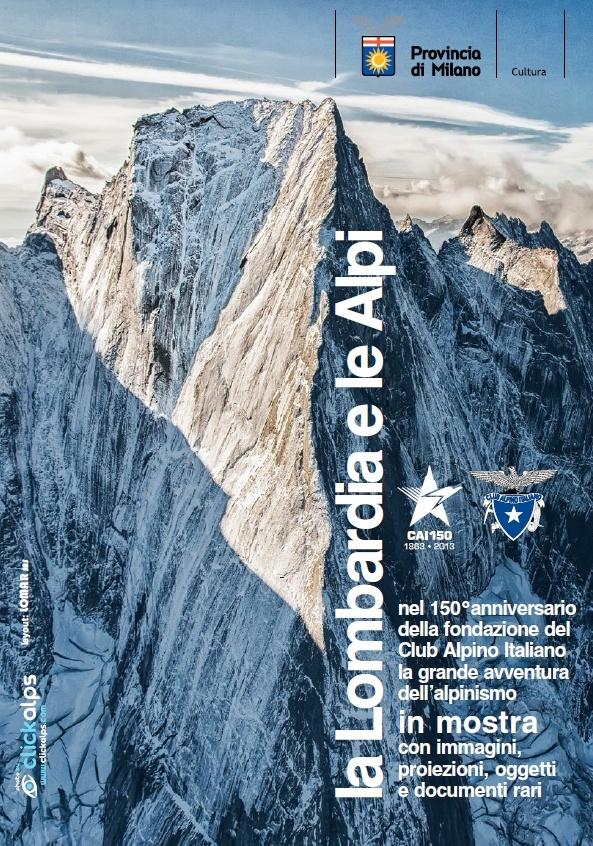 """""""La Lombardia e le Alpi"""", Spazio Oberdan, Milano, 17 maggio-7 luglio 2013. Ingresso libero.   http://www.provincia.milano.it/cultura/manifestazioni/oberdan/la_lombardia_e_le_alpi/index.html"""