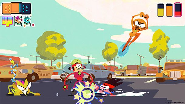Capybara, known for games like Super Time Force, Superbrothers: Sword & Sworcery EP, and the in-limbo Below, is partnering with Cartoon Network to develop a game based on a new(ish) show called OK K.O! Let's Be Heroes. You can find screenshots from the game throughout this post,...