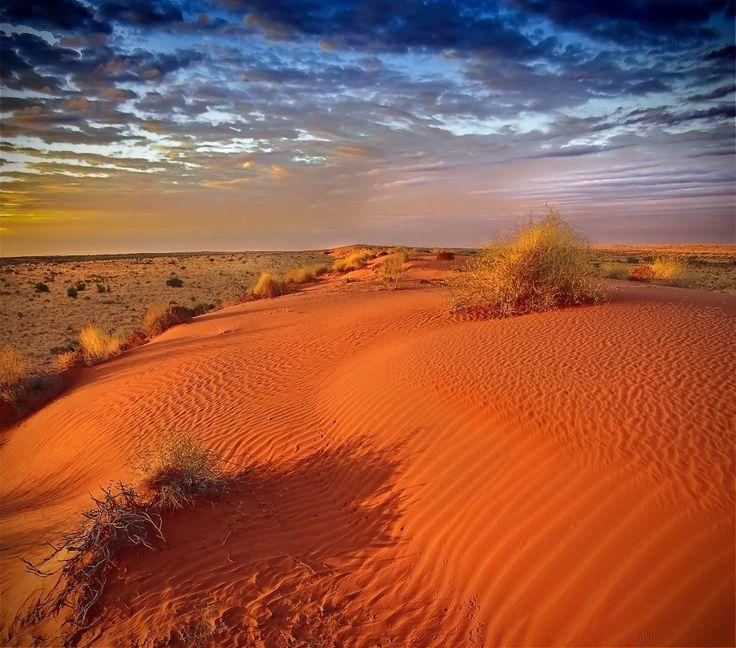 Simpson Desert, Australia