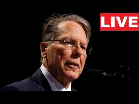 LIVE: NRA Wayne LaPierre POWERFUL Speech at CPAC 2018 - YouTube
