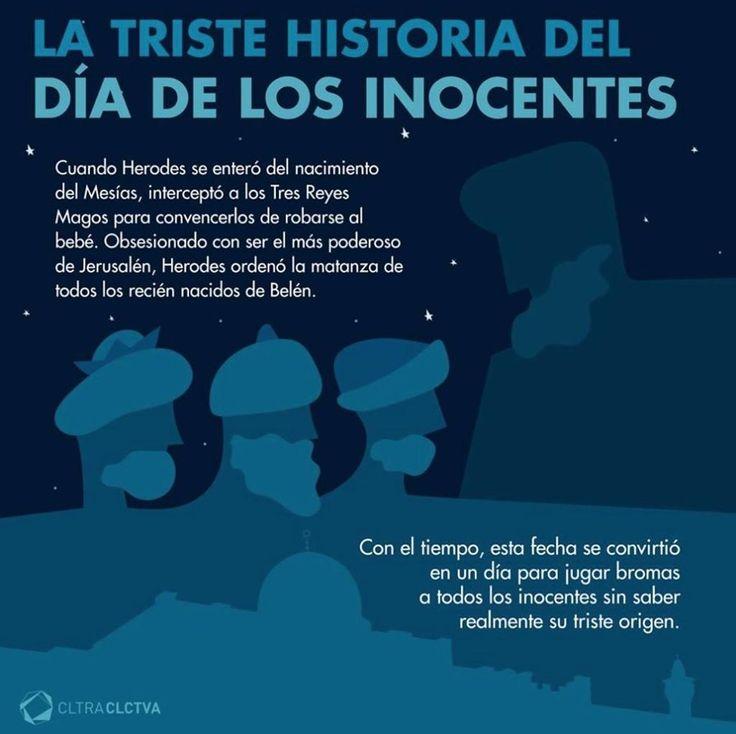 """Sigue de cerca la tendencia """"Día de los inocentes"""" y conoce las mejores bromas. http://mexico.srtrendingtopic.com/trend/10626/2016-12-27/2017-01-03/diadelosinocentes.html"""