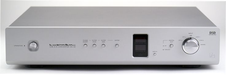 Luxman DA-06 DAC Review | The Luxman DA-06 DAC reproduces music with a rich tonal balance and silky smooth midrange, yet a satiating amount of transparency. The DA-06 is unique among DACs I've heard in recent memory because of those qualities. This is a DAC for listening to and being enveloped by one's favorite music. (22/05/13)