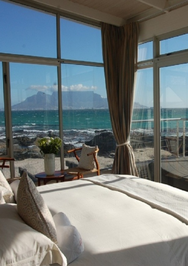 Room with view of Table Mountain - Cape Town
