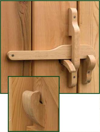 110 Best Images About Wooden Latches Hinges On Pinterest