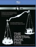 The Central Park Five [Blu-ray] [English] [2012]