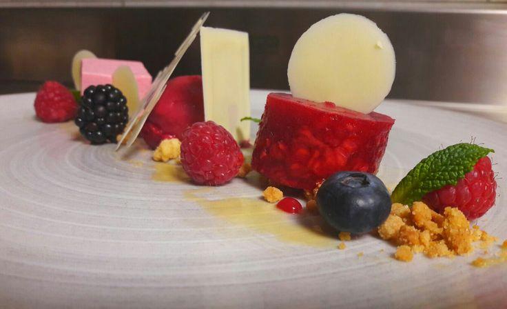 Dessert by Chefkoch A.F. im Hotel Edelweiß im Stubaital Austria