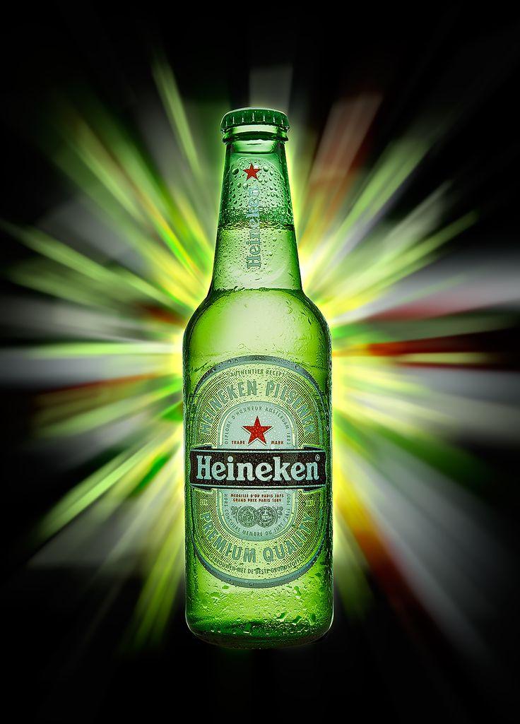Heineken startburst bottle ....www.martinvanwier.com