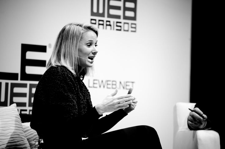 7 Incredibly Valuable Tech Conferences -  7 Incredibly Valuable Tech Conferences - Marissa Mayer was a speaker at LeWeb Paris in 2009