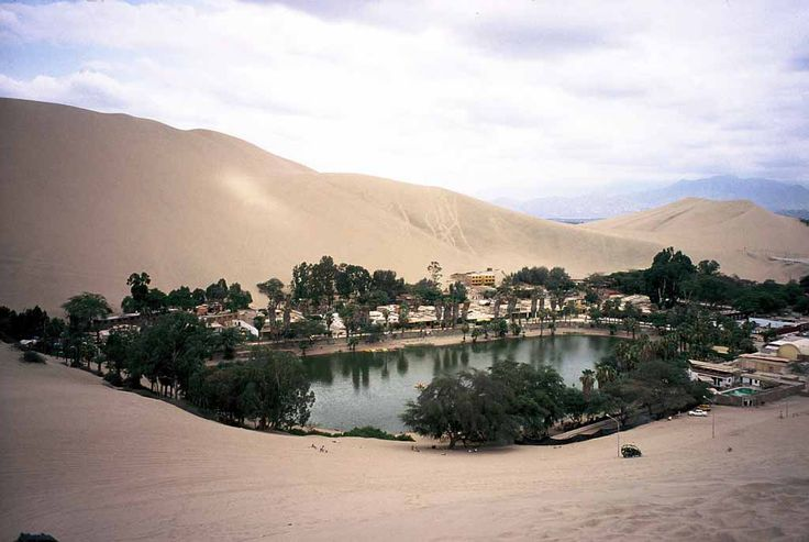 Huacachina - Peru