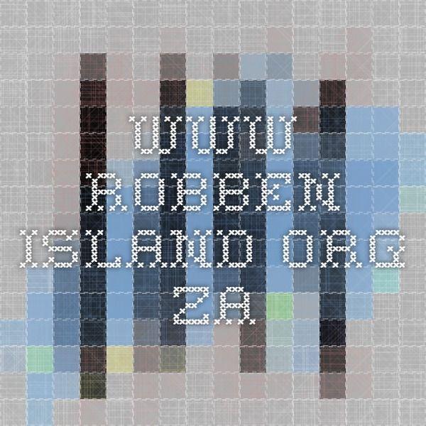 www.robben-island.org.za