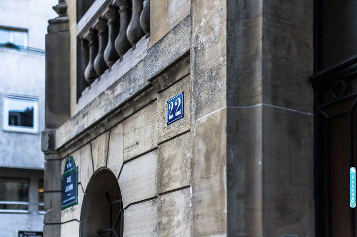 Нумерация домов в Париже