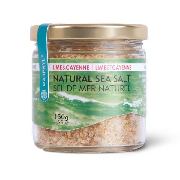 Marphyl Lime & Cayenne Sea Salt - 150g