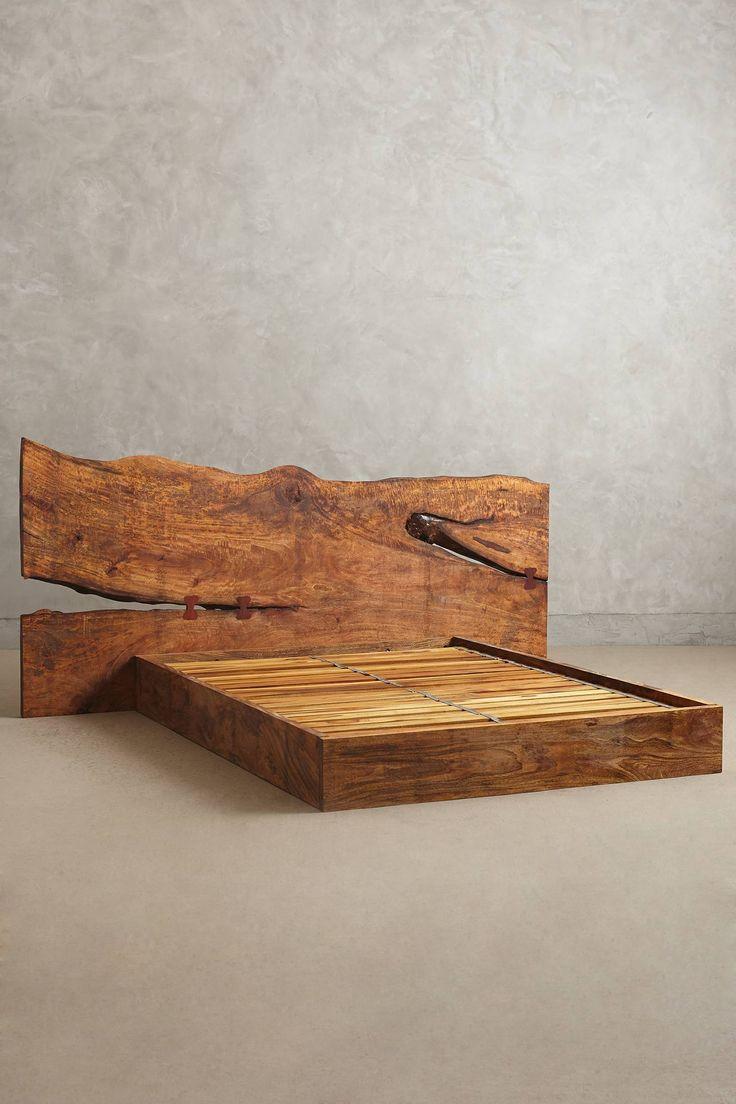 92 best wood beds images on Pinterest   Holzarbeiten, Tischlerei und ...