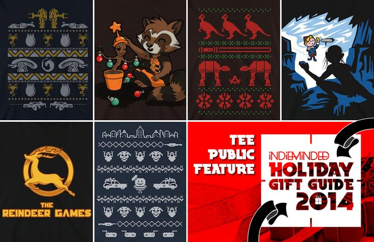 IM Holiday Gift Guide: Tee Public Feature